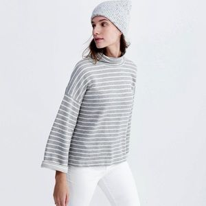 Madewell Note Funnel Neck Turtleneck